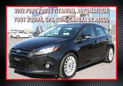 Ford Focus Titanium, Auto. 2012