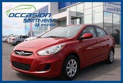 Hyundai Accent GL **GARANTIE COMPLÈTE** BERLINE 4 PORTES 2013