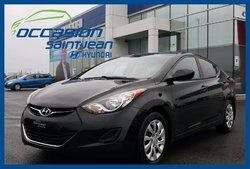 2012 Hyundai Elantra GL *** UN SEUL PROPRIO. ***