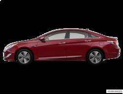 Hyundai Sonata Hybride  2015