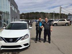 Nissan sentra sv blanche 2017