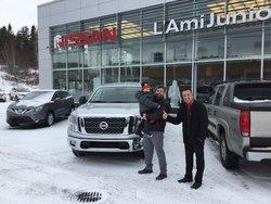 Nissan Titan SV gris 2017