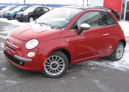 Fiat 500 2013 LOUNGE/DECAPO/CRUISE