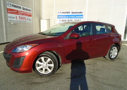 Mazda Mazda3 2011 GX, SUR PNEUS D'HIVER