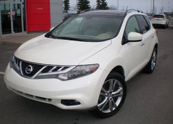 Nissan Murano 2012 LE INT.CUIR,PORT USB,TOIT PANORAMIQUE,BLUETOOTH
