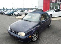 Volkswagen Cabrio GLS/CONV./CUIR 2000