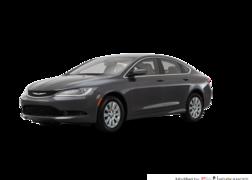 2016 Chrysler 200 LIMITÉE