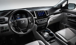 2016 Honda Pilot: more technology and more style - 2