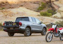 Honda unveils new Ridgeline in Detroit and Civic Coupe in Montreal - 2