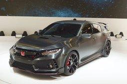 Honda Surprises Paris with a New Civic Type R - 5