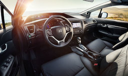 2014 Honda Civic - Even more economical - 8