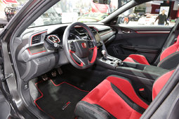 Come See the Honda Civic Type R Prototype at the Montreal Auto Show - 26