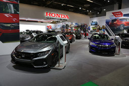 Come See the Honda Civic Type R Prototype at the Montreal Auto Show - 3