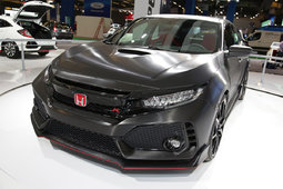 Come See the Honda Civic Type R Prototype at the Montreal Auto Show - 37