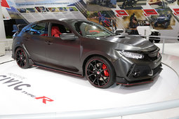Come See the Honda Civic Type R Prototype at the Montreal Auto Show - 49