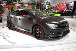 Come See the Honda Civic Type R Prototype at the Montreal Auto Show - 50