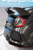 Come See the Honda Civic Type R Prototype at the Montreal Auto Show - 8