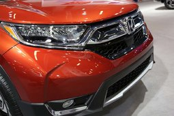 The 2017 Honda CR-V showcased at the Montreal Auto Show - 25