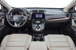 Honda further improves the 2017 Honda CR-V - 2