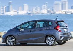 2015 Honda Fit – Something new this way comes - 6