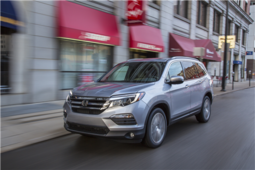 2018 Honda Pilot: Organization, Safety And Comfort - 1