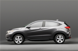 2015 Honda HR-V – The new small SUV with Fit-like resemblance - 1