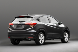 2015 Honda HR-V – The new small SUV with Fit-like resemblance - 2