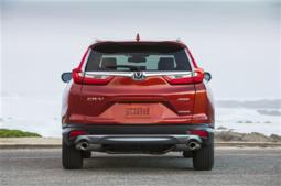 Un coup d'œil aux essais routiers du Honda CR-V 2018 - 6