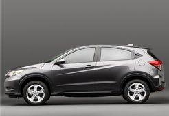 The 2016 Honda HR-V officially unveiled in Los Angeles - 2