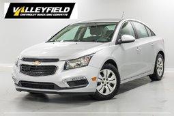 Chevrolet Cruze DEMARREUR A DISTANCE VEHICULE CERTIFIÉ 2016