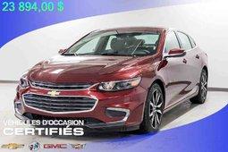 2016 Chevrolet MALIBU LT 1.5L TURBO TRUE NORTH EDITION, CUIR, TOIT OUVRANT