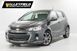 2017 Chevrolet Sonic TOIT OUVRANT BALANCE DE GARANTIE