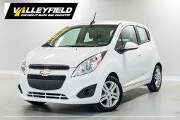 Chevrolet SPARK LS VEHICULE CERTIFIÉ GM BALANCE DE GARANTIE  A VOIR 2015