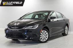 2016 Chrysler 200 LX Plusieurs choix!