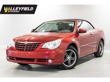2008 Chrysler Sebring Touring Convertible à petit prix!