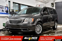 Chrysler Town & Country TOWN N COUNTRY, CUIR, CAMERA RECUL, BANC CHAUFFANT 2016