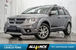2013 Dodge Journey Crew I 6 CYL I MAGS | SIEGES CHAUFFANTS |BLUETOOTH