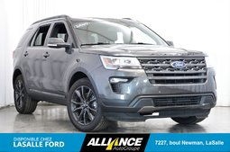 Ford Explorer XLT | 4WD 2018