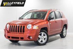2010 Jeep Compass Sport/North Nouveau en Inventaire