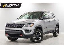 2017 Jeep Compass Trailhawk Démo, WOW!!!