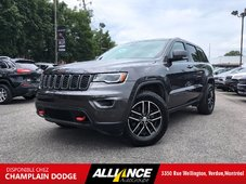 2017 Jeep Grand Cherokee TRAILHAWK CUIR,TOIT PANORAMIQUE,NAVIGATION