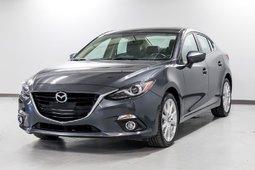 2015 Mazda Mazda3 GT PRIX RÉVISÉ !