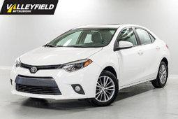 Toyota Corolla LE ECO Nouveau en inventaire! 2015