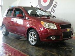 Chevrolet Aveo LT/ TOIT OUVRANT/ MAGS 2010 INSPECTE