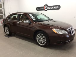Chrysler 200 2012 LIMITED / CUIR/ BAS KILO. ECONOMIQUE / GARANTIE