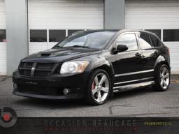 Dodge Caliber 2009 SRT4 - CUIR ET TISSUS + TOIT OUVRANT - BAS MILLAGE MANUEL - A/C - CRUISE - GROUPE ÉLECTRIQUE ET +