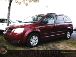 Dodge Grand Caravan 2010 SE V6 - STOW  N GO - GARANTIE - 7 PASSAGERS!! BAS MILLAGE - CRUISE - AUX - GROUPE ÉLECTRIQUE ET +