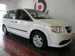 Dodge Grand Caravan SE/ BLANCHE/ INSPECTE 2011