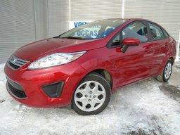Ford Fiesta 2012 SE AUTOMATIQUE GARANTIE FORD ÉCONOMIQUE