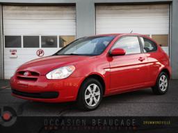 Hyundai Accent 2010 BAS MILLAGE - JAMAIS ACCIDENTÉ - AUBAINE!!! AUTOMATIQUE - AUX - CD/MP3